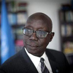 Dr. Francis M. Deng